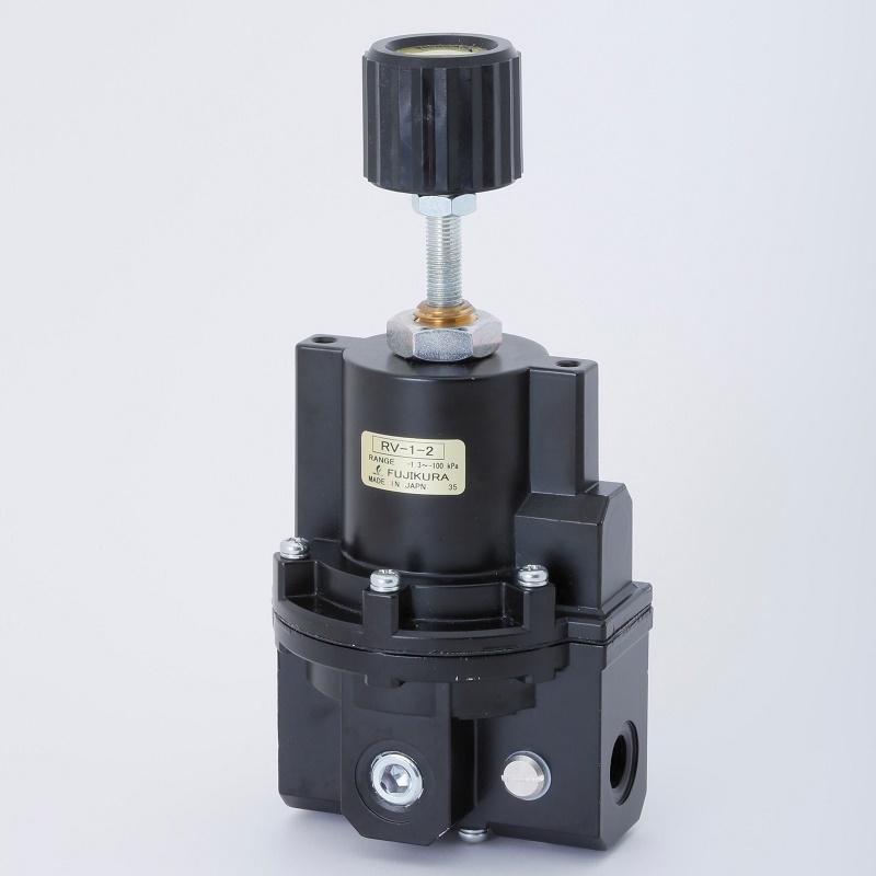 RV・S series - (Pressure regulators|Precision vacuum